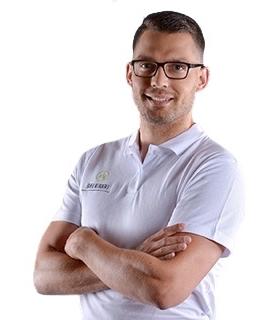 Dr. Soma Veszprémi, Chefarzt